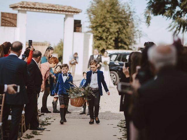 La boda de Juanjo y Adela en Beniflá, Valencia 57
