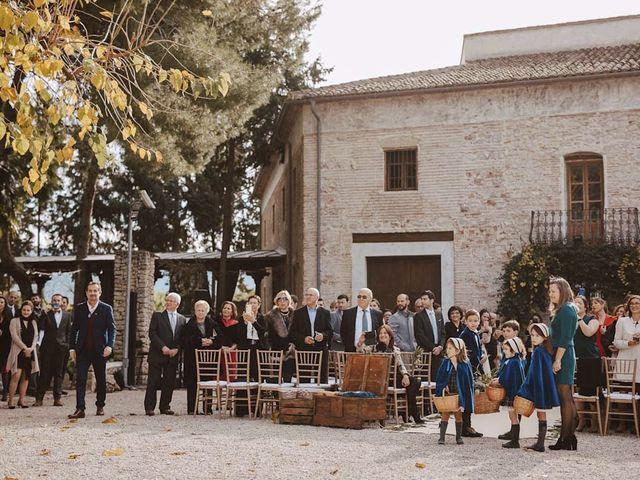 La boda de Juanjo y Adela en Beniflá, Valencia 58