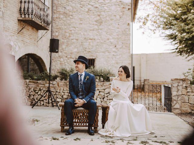 La boda de Juanjo y Adela en Beniflá, Valencia 66