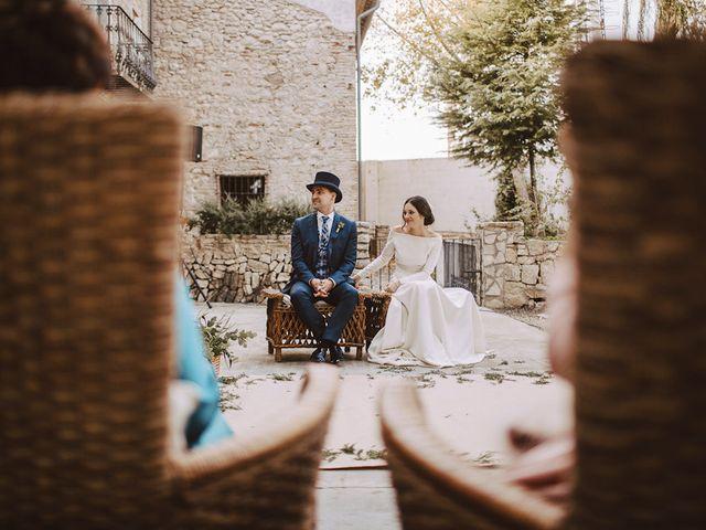 La boda de Juanjo y Adela en Beniflá, Valencia 71