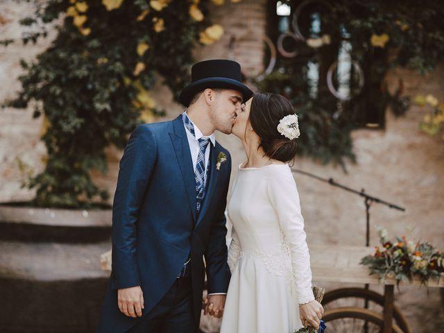 La boda de Juanjo y Adela en Beniflá, Valencia 75