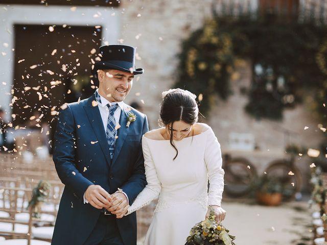 La boda de Juanjo y Adela en Beniflá, Valencia 76
