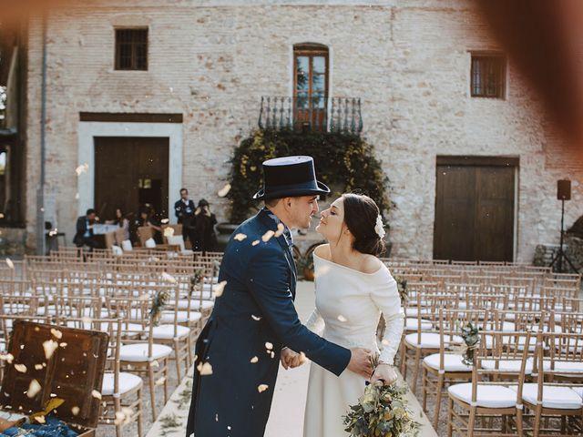 La boda de Juanjo y Adela en Beniflá, Valencia 77
