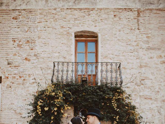 La boda de Juanjo y Adela en Beniflá, Valencia 1