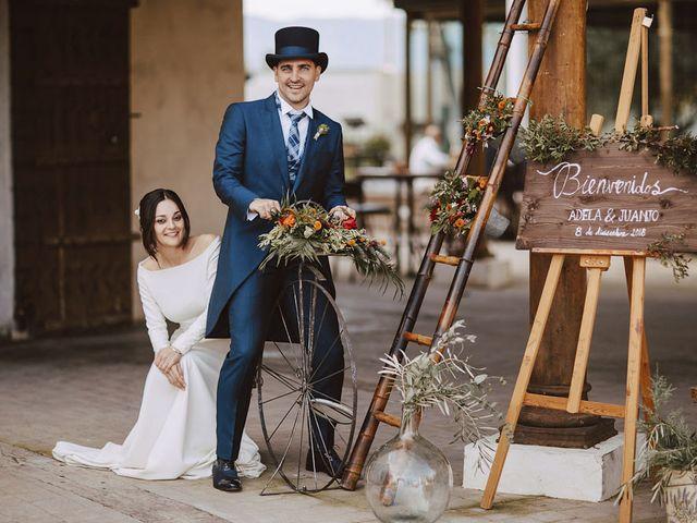 La boda de Juanjo y Adela en Beniflá, Valencia 96