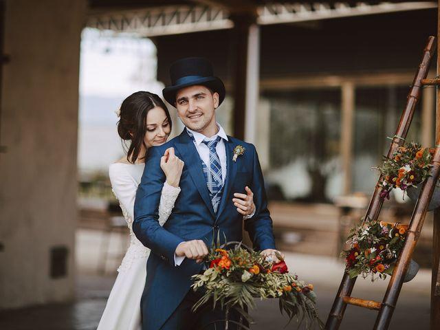 La boda de Juanjo y Adela en Beniflá, Valencia 98