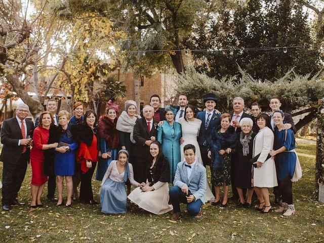 La boda de Juanjo y Adela en Beniflá, Valencia 110