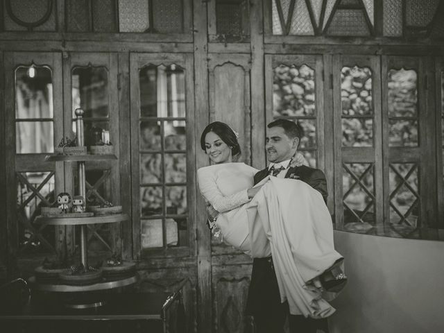 La boda de Juanjo y Adela en Beniflá, Valencia 136