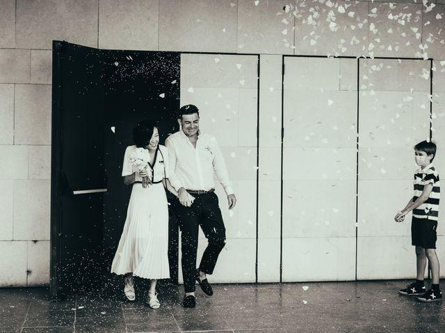 La boda de Javier y Vivian en Valencia, Valencia 15