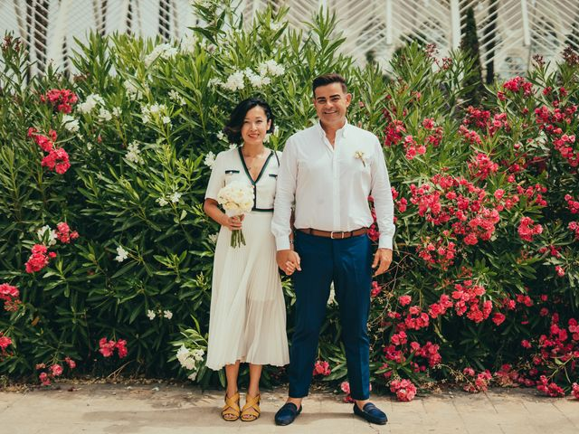 La boda de Javier y Vivian en Valencia, Valencia 20