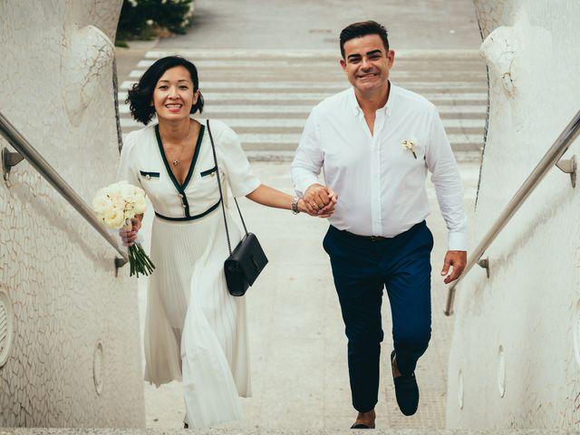 La boda de Javier y Vivian en Valencia, Valencia 22