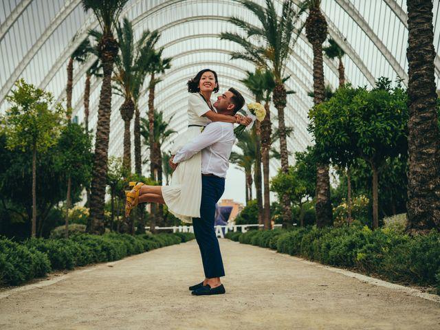 La boda de Vivian y Javier