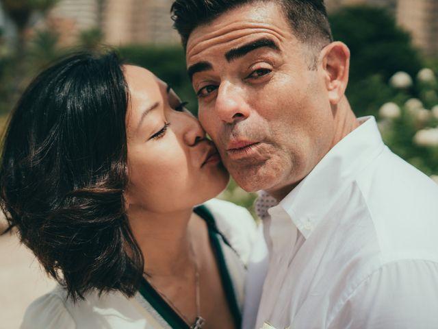 La boda de Javier y Vivian en Valencia, Valencia 38