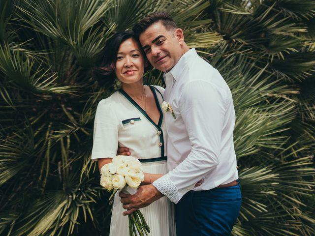 La boda de Javier y Vivian en Valencia, Valencia 39