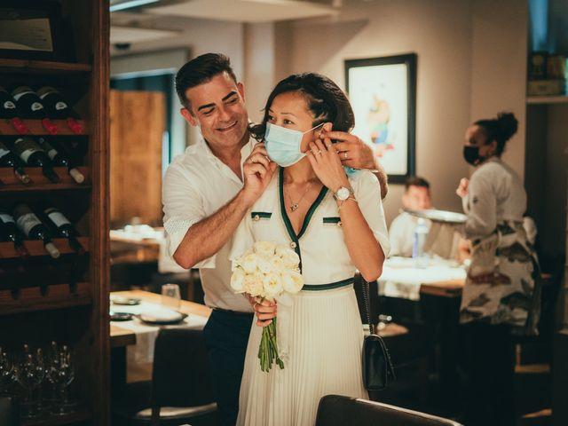 La boda de Javier y Vivian en Valencia, Valencia 42