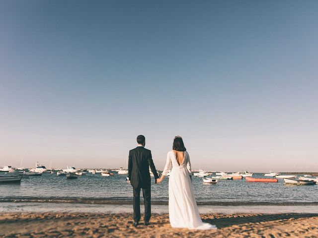 La boda de Jose Luis y Paula en Chiclana De La Frontera, Cádiz 22