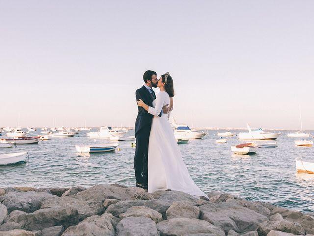 La boda de Jose Luis y Paula en Chiclana De La Frontera, Cádiz 23