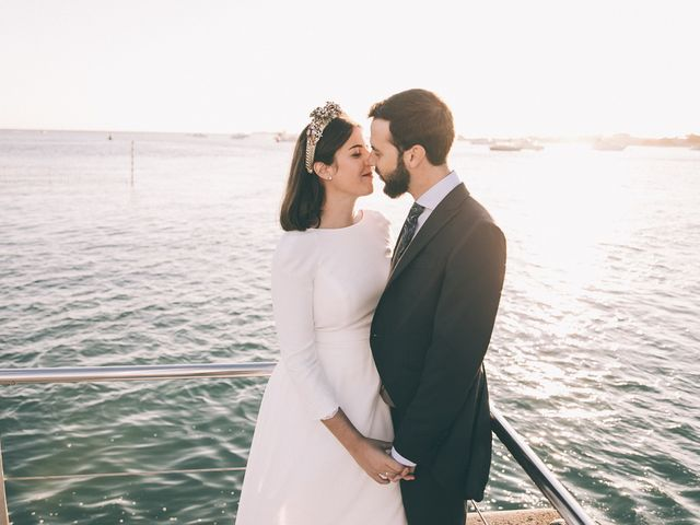 La boda de Jose Luis y Paula en Chiclana De La Frontera, Cádiz 26