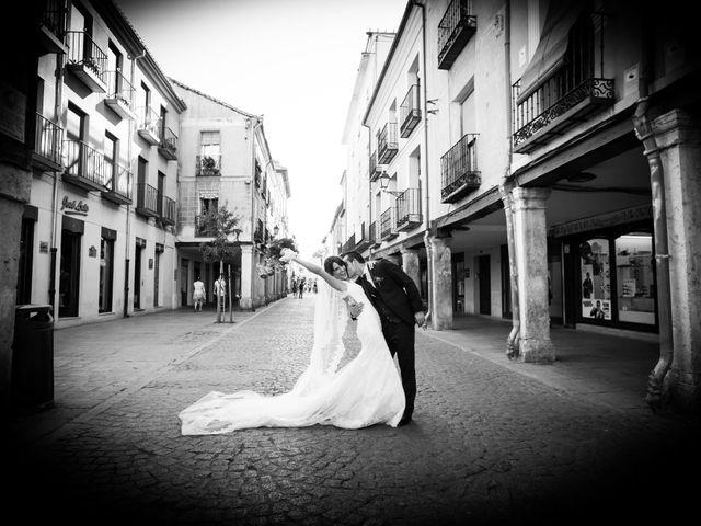 La boda de Patricia y Jose Maria