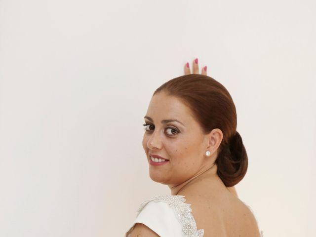 La boda de Jose Manuel y Inés en Alcala Del Rio, Sevilla 7