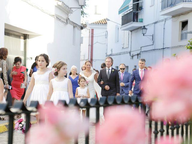 La boda de Jose Manuel y Inés en Alcala Del Rio, Sevilla 9