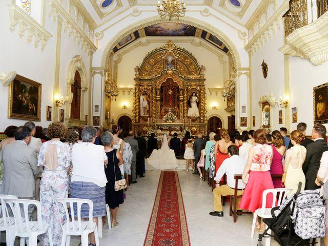 La boda de Jose Manuel y Inés en Alcala Del Rio, Sevilla 11