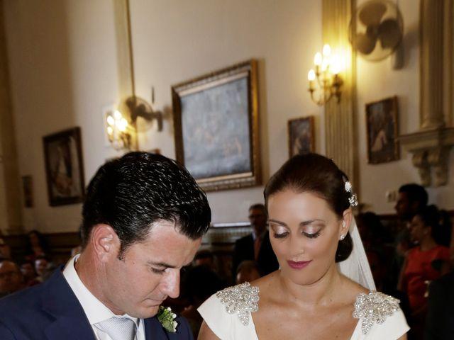 La boda de Jose Manuel y Inés en Alcala Del Rio, Sevilla 15
