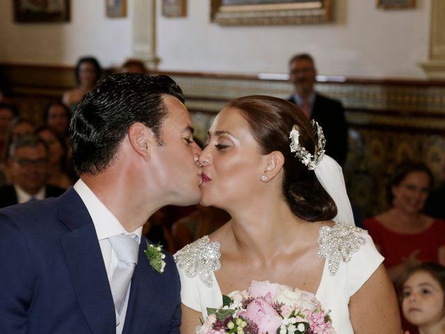 La boda de Jose Manuel y Inés en Alcala Del Rio, Sevilla 16