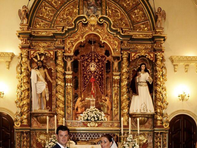 La boda de Jose Manuel y Inés en Alcala Del Rio, Sevilla 17