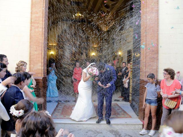 La boda de Jose Manuel y Inés en Alcala Del Rio, Sevilla 18
