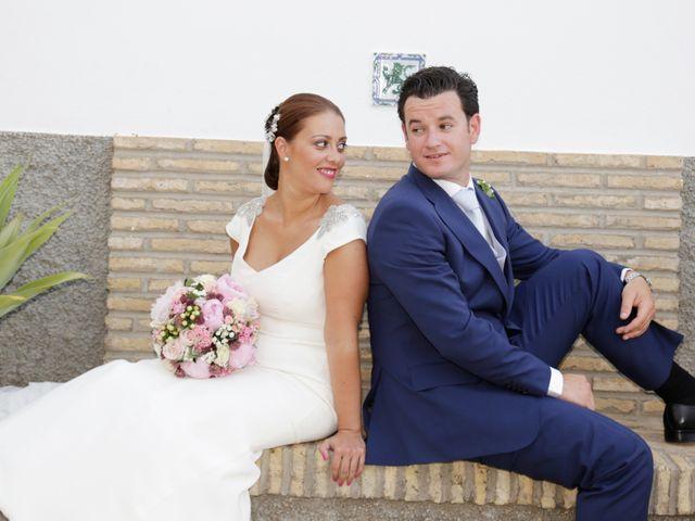 La boda de Jose Manuel y Inés en Alcala Del Rio, Sevilla 19