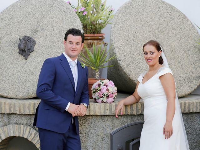 La boda de Jose Manuel y Inés en Alcala Del Rio, Sevilla 20