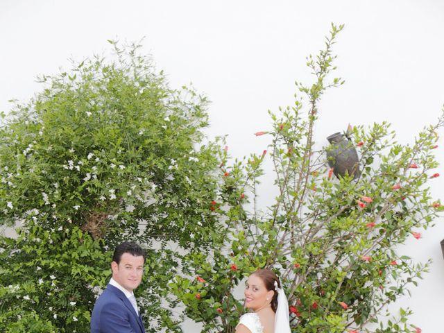 La boda de Jose Manuel y Inés en Alcala Del Rio, Sevilla 21