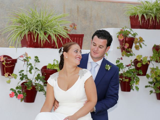 La boda de Inés y Jose Manuel