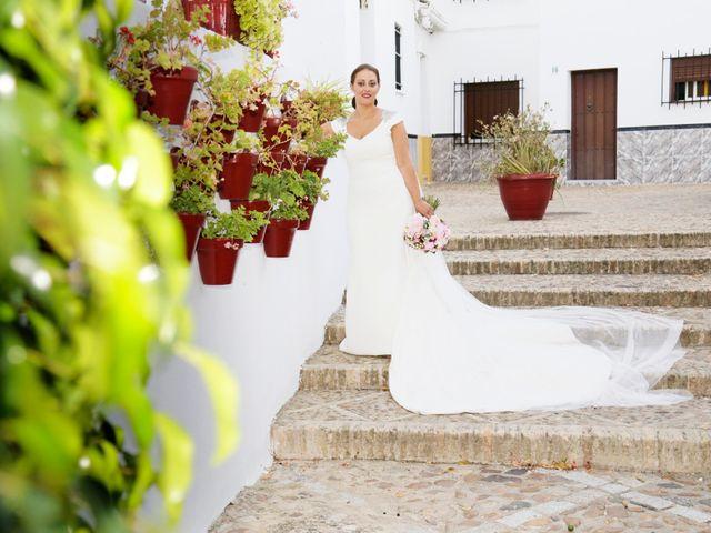 La boda de Jose Manuel y Inés en Alcala Del Rio, Sevilla 22