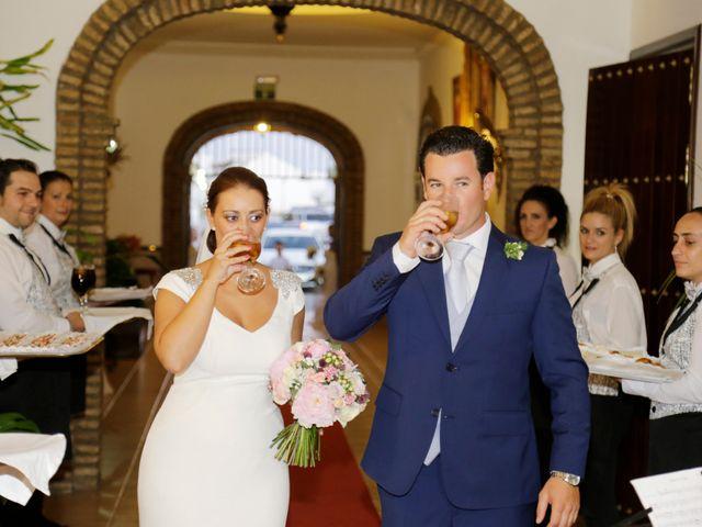 La boda de Jose Manuel y Inés en Alcala Del Rio, Sevilla 24