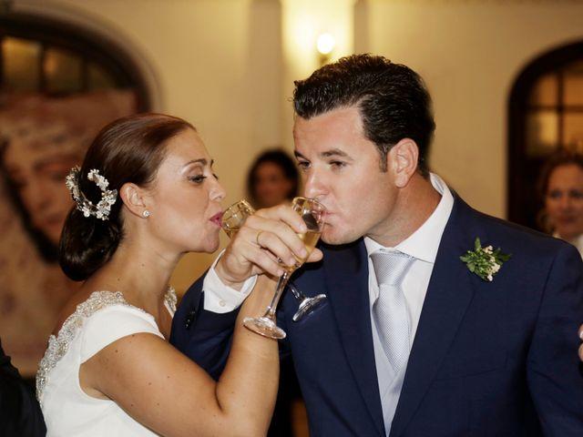 La boda de Jose Manuel y Inés en Alcala Del Rio, Sevilla 25