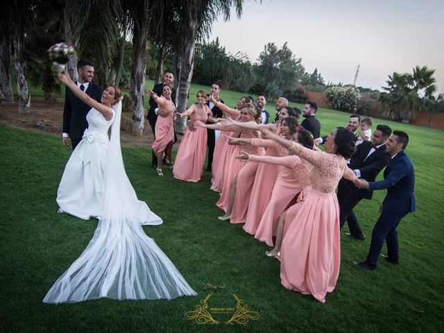 La boda de Javier y Tamara  en Dos Hermanas, Málaga 1