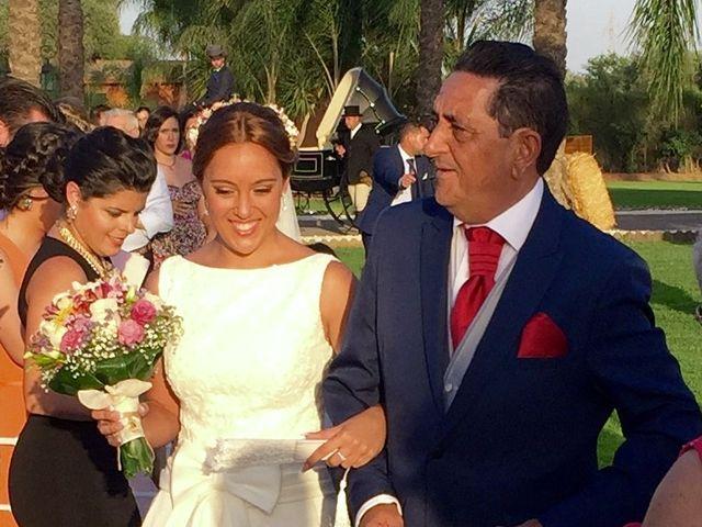 La boda de Javier y Tamara  en Dos Hermanas, Málaga 6