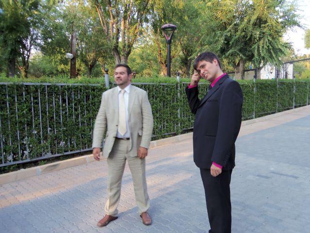 La boda de Alberto y Esther en Madrid, Madrid 4