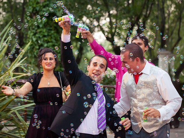 La boda de Alberto y Esther en Madrid, Madrid 9