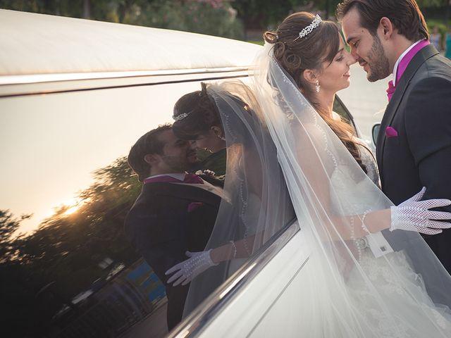 La boda de Alberto y Esther en Madrid, Madrid 11