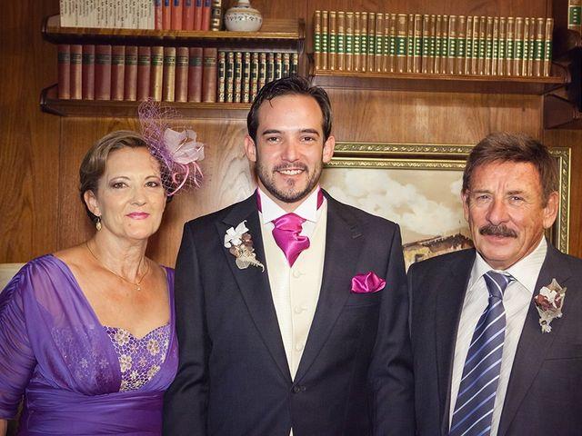 La boda de Alberto y Esther en Madrid, Madrid 23