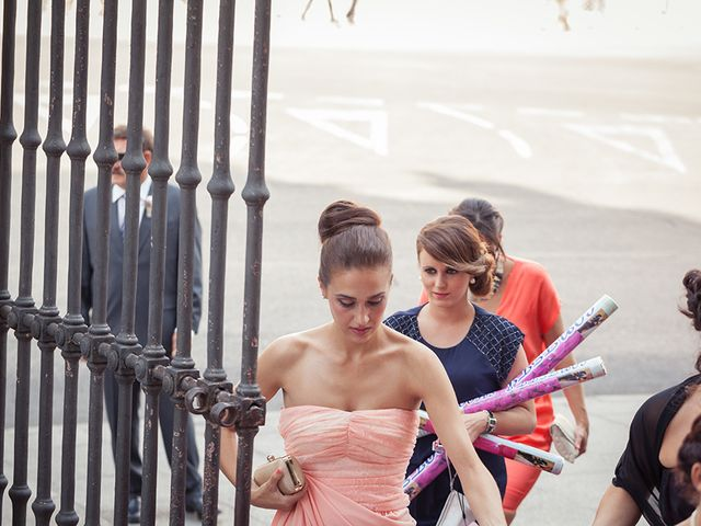 La boda de Alberto y Esther en Madrid, Madrid 25