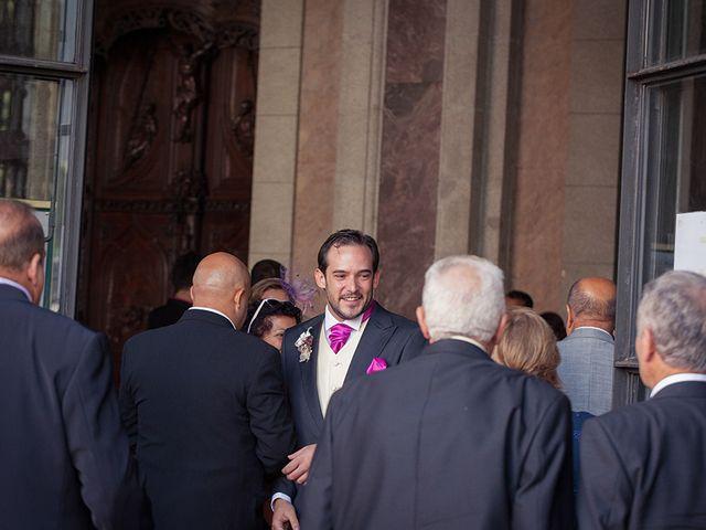 La boda de Alberto y Esther en Madrid, Madrid 26