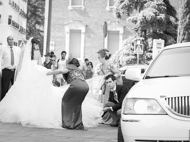 La boda de Alberto y Esther en Madrid, Madrid 28