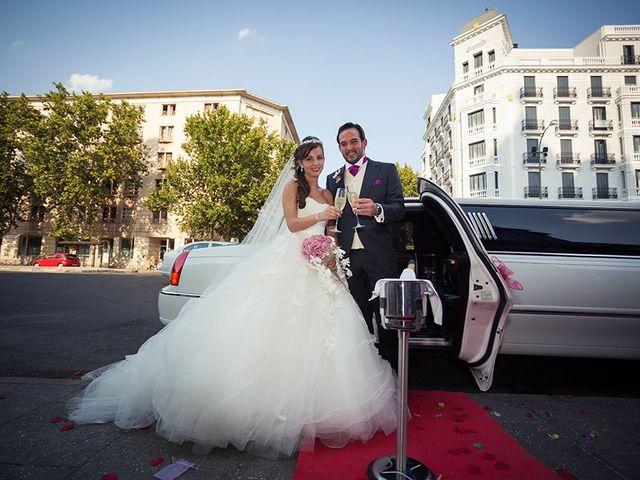 La boda de Alberto y Esther en Madrid, Madrid 29