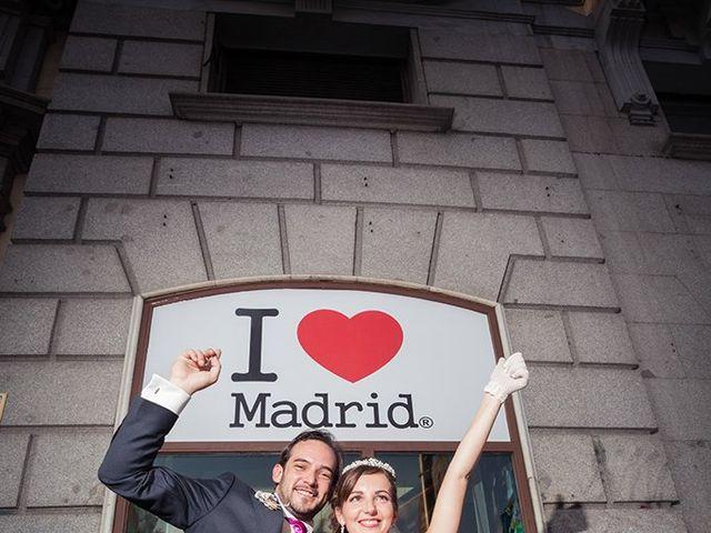 La boda de Alberto y Esther en Madrid, Madrid 31