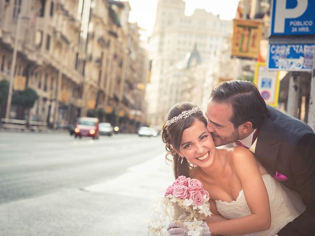 La boda de Alberto y Esther en Madrid, Madrid 37