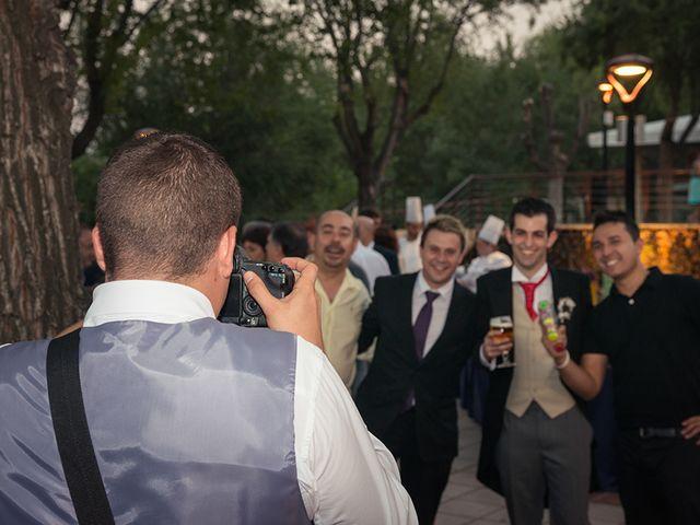 La boda de Alberto y Esther en Madrid, Madrid 42